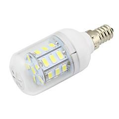 4W E14 LED-lampa T 27 SMD 5730 280 LM Varmvit Kallvit Dekorativ V 1 st