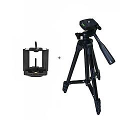 ismartdigi i3120-BK 모바일 스탠드 4 부 카메라의 모든 d.camera v.camera mobilesamsung 아이폰 HTC의 LG 전자 소니 노키아를위한 삼각대 ... 블랙