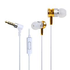 중립 제품 HST-51 커널 이어폰( 인 이어 커널)For미디어 플레이어/태블릿 모바일폰 컴퓨터With마이크 포함 DJ FM 라디오 게임 스포츠 소음제거 Hi-Fi 모니터링(감시)