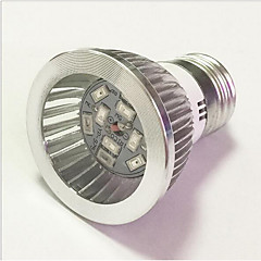 5W LED Grow Lights 10 SMD 6Red4Blue 5730 95-115 lm AC 85-265 V 1 pcs