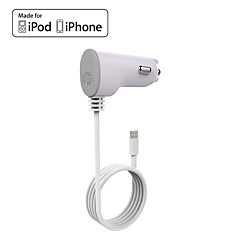 hxinh mfi sertifisert fange lyn ledning 1a i billader for iPhone 6 / plus, iphone 5 / 5s / 5c, ipad mini / 2/3, touch5