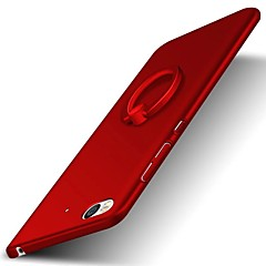 Voor Ringhouder hoesje Achterkantje hoesje Effen kleur Hard PC voor XiaomiXiaomi Mi Max Xiaomi Redmi Note 4 Xiaomi Redmi Note 2 Xiaomi Mi