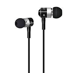 Neutral produkt HST-25 I Øret-Hovedtelefoner (I Ørekanalen)ForMedieafspiller/Tablet Mobiltelefon ComputerWithMed Mikrofon DJ FM Radio