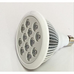 24W E26/E27 LED-vækstlampe 24 Højeffekts-LED 1200-1600 lm Rød Blå V 1 stk.