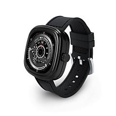 Έξυπνο ΡολόιΑνθεκτικό στο Νερό Συσκευή Παρακολούθησης Καρδιακού Παλμού Έλεγχος Μηνυμάτων Έλεγχος Φωτογραφικής Ήχος Τηλεχειριστήριο