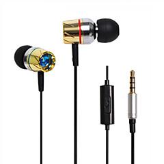 Neutralny wyrobów HST-35 Słuchawki dokanałoweForOdtwarzacz multimedialny / tablet Telefon komórkowy KomputerWithz mikrofonem DJ Radio FM