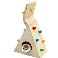 Rodents Bedding & Litter Wood Multicolor