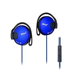 Shini sn-q140 auriculares auriculares auriculares auriculares de 3,5 mm auriculares auriculares teléfono móvil