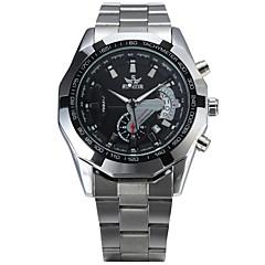 Męskie Damskie Uniseks Sportowy Modny Zegarek na nadgarstek zegarek mechaniczny Nakręcanie automatyczne Stop Pasmo Postarzane Na co dzień