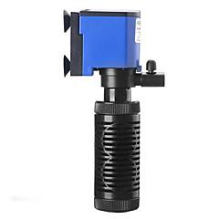 수족관 에어 펌프 워터 펌프 필터 에너지 절약 플라스틱 AC 220-240V