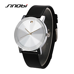 SINOBI Men's Sport Watch Quartz Water Resistant/Water Proof Shock Resistant Male Geneva Wristwatches