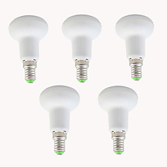 7W E14 LED Par Lights R39 12 SMD 2835 580 lm Warm White Cool White Decorative AC 220-240 V 5 pcs