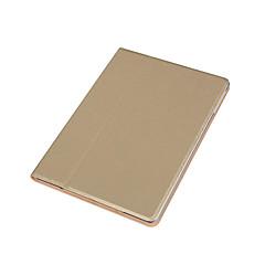 Για με βάση στήριξης tok Πλήρης κάλυψη tok Μονόχρωμη Σκληρή Συνθετικό δέρμα για Apple iPad Air 2 iPad Air