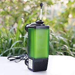 Aquários Filtros Poupança de Energia Plástico AC 220-240V