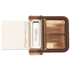 kingston dtduo 16gb USB 2.0 flash drive OTG micro usb mini ultrakompakt