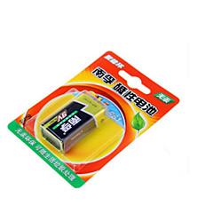 Nanfu 9v alkaline batteri / fjernbetjening legetøj / røgalarm / trådløs mikrofon / multimeter / fjernbetjening / mikrofon batteri 1 pakke