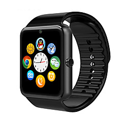 Men's Women's MTK6261 CPU 1.54 TFT LCD 2M Camera Bluetooth Card Smart Watches for iOS Android Phone