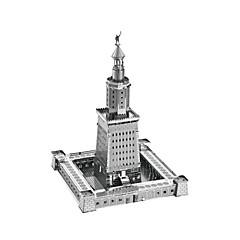3D-puslespil Metalpuslespil Til Gave Byggeklodser Model- og byggelegetøj Berømt bygning Arkitektur 14 år og op efter Legetøj