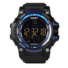 Uusi Sport EX16 älykäs ra Smart rannekoru / smart watch / aktiivisuus trackerlong valmiustila / pedometers / herätyskello / etäisyys