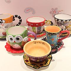 Animák Sklenice, 260 ml Ozdoby Keramika Akt Voda Kávové šálky
