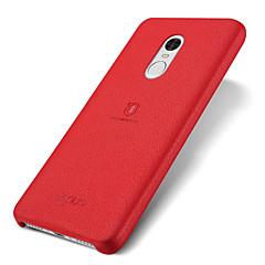 Voor Ultradun Mat hoesje Achterkantje hoesje Effen kleur Hard PC voor XiaomiXiaomi Redmi Note 4 Xiaomi Redmi Note 3 Xiaomi Mi 5s Xiaomi