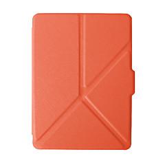 Új érkezés mágneses bőr tok Amazon Kindle út 6inch ereader állvány és tok