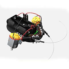 Lelut pojille Discovery Toys DIY-setti Opetuslelut Robotti Metalli