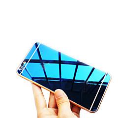 høj kvalitet skærm beskyttere membran hærdet glas film 9h farve plating eksplosion bevis for iphone 6s / 6