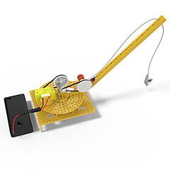 Speeltjes voor Jongens Ontdekkingsspeelgoed DHZ-kit Educatief speelgoed Vorkheftruck Wit