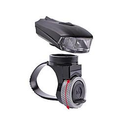 Luz Frontal para Bicicleta Ciclismo Con Sensor Recargable Impermeable antideslizante USB Batería de Litio Con Lumens Batería USBAmarillo