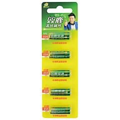 Shuanglu 27a 12v baterie alcalină 5 pachet