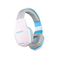b3505 bluetooth sport headset trådløse gaming hovedtelefon med mikrofon til iPhone mac smartphones pc computere bærbare (hvid)