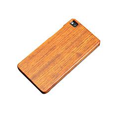 Voor Schokbestendig hoesje Achterkantje hoesje Effen kleur Hard Bamboe voor HuaweiHuawei P9 Huawei P9 Plus Huawei P8 Huawei Mate 9 Huawei