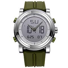 SINOBI Miesten Urheilukello Digitaalinen Watch Quartz Digitaalinen Vedenkestävä Sekuntikello Itsestään valaiseva pimeässä Iskunkestävä