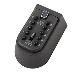 Duvara monte anahtar saklama kutusu, sıfırlanabilir kombine güvenlik anahtarı kutusu