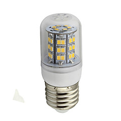 4W E26 Led Corn Lamp Bulb 110V 220V for Chandelier Lighting Boat Home 48 SMD 2835 AC85-265V 380Lm Warm/Cold White (1 Piece)
