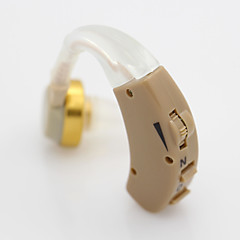 AXON F - 136 BTE Volume Adjustable Sound Enhancement Amplifier Wireless Hearing Aid