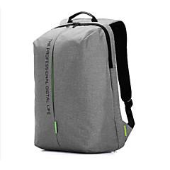 Kingsons sac à dos pour ordinateur portable 15,6 pouces sacs en nylon imperméable hommes d'affaires et dayback havresac des femmes