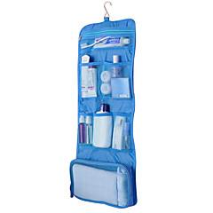 נסיעות תיק רחצה ארגונית לאריזה אחסון לטיולים עמיד למים Multi-function נייד מתקפל בד