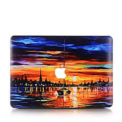 MacBook Etuis pour Macbook Peinture a l'huile polycarbonate Matériel