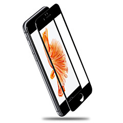 3d kaareva pehmeä TPE hiilikuitu reuna palkkio lasi kalvon koko kansi näytön suojus vartija elokuva 9h hd iPhone 6 6s