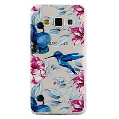 Samsung Galaxy a3 a5 (2017) suojus Kingfisher malli tippa liimaa lakan korkealaatuinen TPU materiaalista puhelinkotelo a3 a5