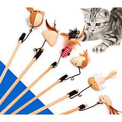 Jucărie Pisică Jucării Animale Interactiv Reclame Durabil Material Textil
