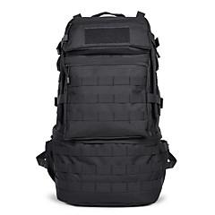 45 L Arka Çantaları Tırmanma Serbest Sporlar Kamp & Yürüyüş Su Geçirmez Toz Geçirmez Giyilebilir Çok Fonksiyonlu