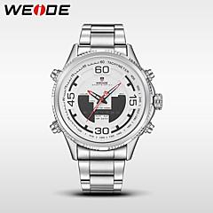 WEIDE Men's Sport Watch Military Watch Dress Watch Fashion Watch Digital Watch Wrist watch Japanese Quartz DigitalLED Calendar Water