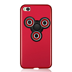 Voor xiaomi mi 5s case cover fidget spinner patroon back cover hoesje 3d cartoon harde pc