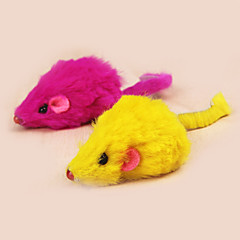 Cat Toy Pet Toys Mouse Toy Feather Toy Mouse Textile