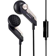 Pour téléphone mobile, ordinateur portable, ordinateur, intra-auriculaire, filaire, plastique, 3.5mm, microphone, annulation de bruit