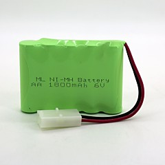 Ni-MH 6V baterie AA 1800mAh