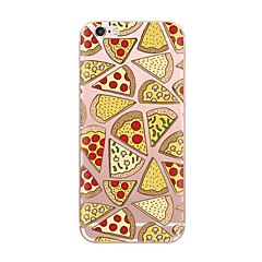 For Case Cover Ultra Thin Pattern Back Cover Case Food Soft TPU for iPhone 7 Plus 7  6s Plus  6 Plus  6s SE 5S 5